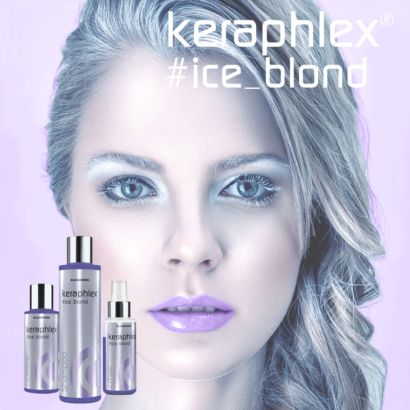 Keraphlex #ice_blond